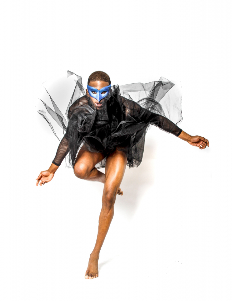 Lot #16<br/>Masked Dancer  ~  Michael Chambers