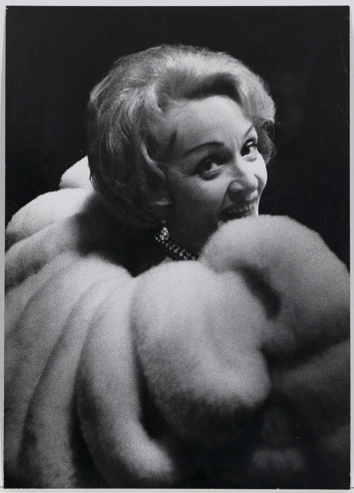 Lot #24<br/>Herbert List  ~  Marlene Dietrich