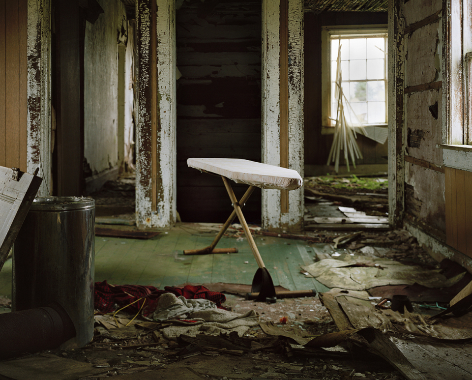 Lot #15<br/>Abandoned Home, Rural New Brunswick  ~  Ben Dickey