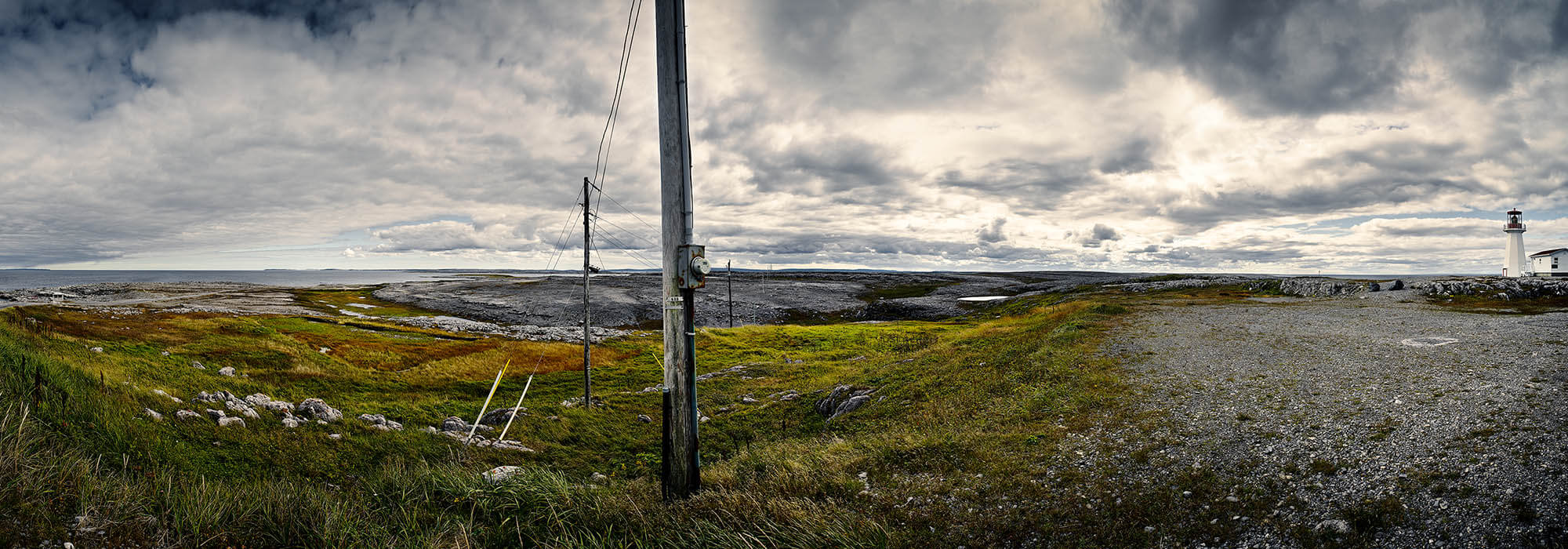 Lot#9<br />Cape Norman, Newfoundland, 2013 ~ Matthew Plexman